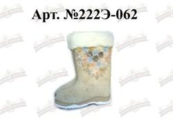 Обувь валяная Кукморская эксклюзив - фото 8046