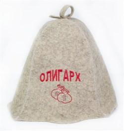 Банные шапки с вышивкой - фото 8525