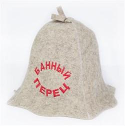 Банные шапки с вышивкой - фото 8534