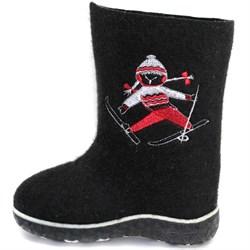 """Обувь валяная """"Кукморские"""" на формованной подошве  - фото 9644"""